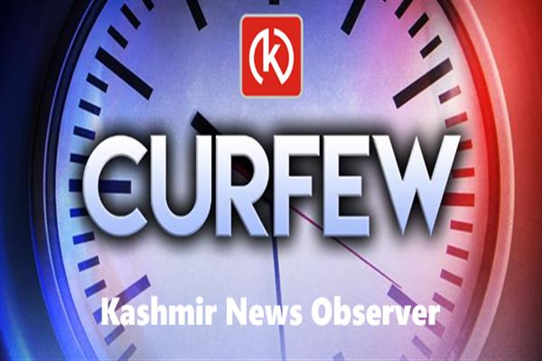 Curfew extended, Army continues flag march in Bhaderwah | KNO
