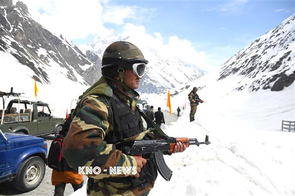 Infiltration bid foiled, two militants killed in Keran Sector : Army | KNO