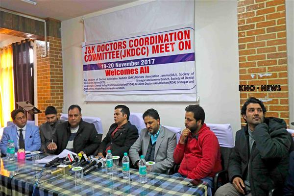 Upgrade SDH Sopore, Bijbehara as associated hospitals of Medical College: DAK | KNO