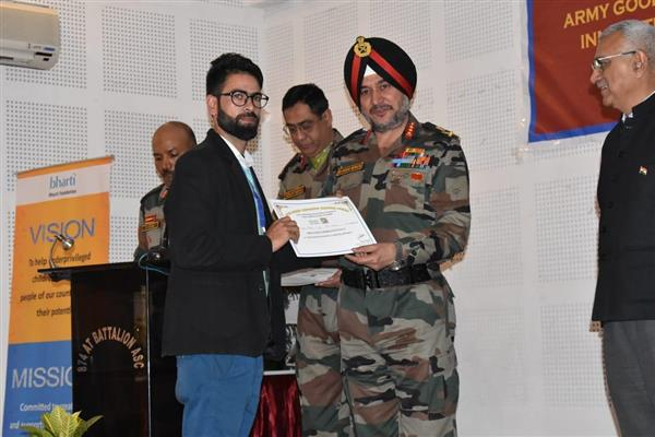 Teachers of Army Goodwill Schools felicitated | KNO