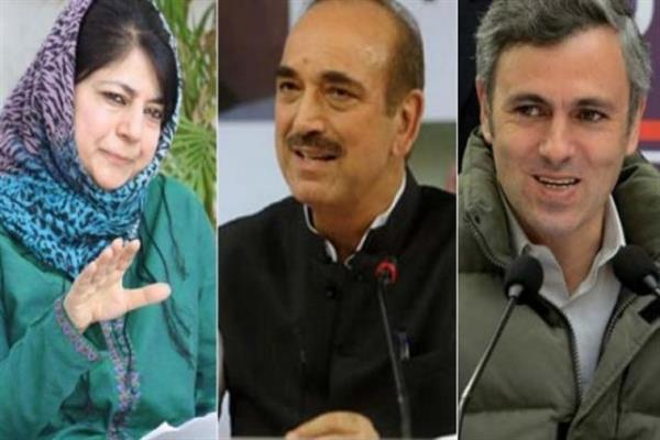 NC, Cong, PDP to form Govt soon