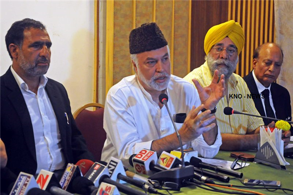 JKCSCC challenges Sajad to make names of five of his members' public