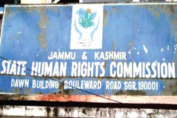 SHRC issues notices to SSP, DC Kulgam, asks them to file report over disappearance of youth