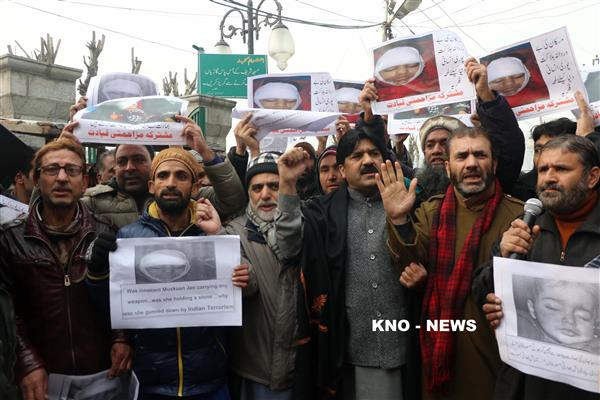 Kashmiris being killed at will without any remorse, repentance: JRL