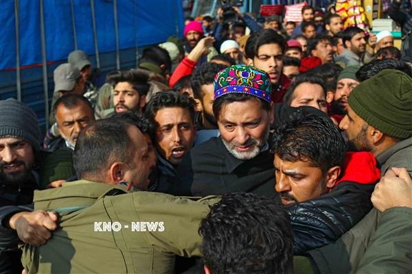 Police books Yasin Malik, Seven Front leaders 'under attempt to murder' | KNO