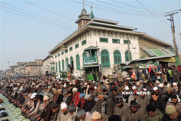 Urs of Dastageer Sahib (RA) observed with religious fervour | KNO