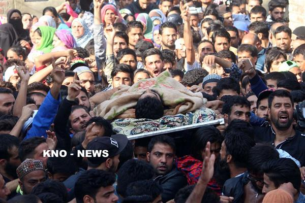 Noorbagh youth killed in militant firing: Police tells SHRC | KNO