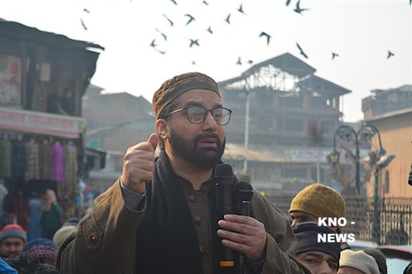 PDP president condemning Jamia incident, quite ironical: Hurriyat (M)  | KNO