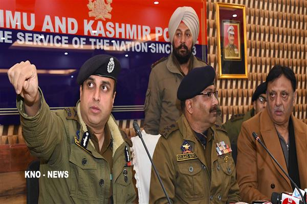 ISIS has no big footprints, But radicalization on those lines happening : DGP | KNO