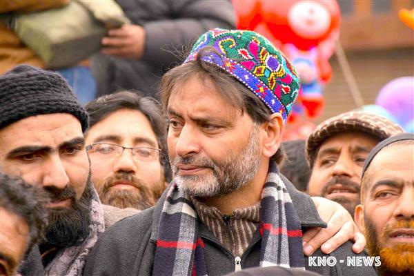 Malik condemns prolonged incarceration of JKLF leaders | KNO