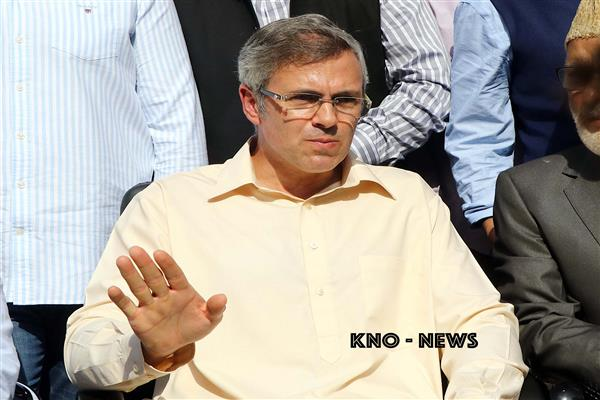 Mehbooba's 'garbage' remark, apology 'a gimmick for elections': Omar | KNO