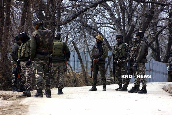 Militant killed after being attacked in Litter Pulwama | KNO