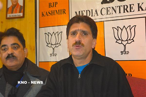 Dy Mayor SMC 'Congress's puppet', should stop criticising BJP, focus on SMC: BJP | KNO