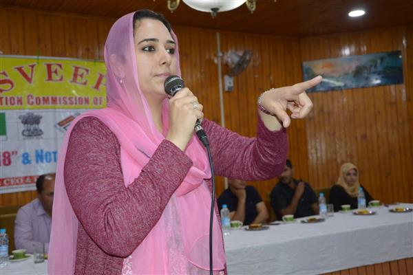 Ensure safety of girl students: DC Budgam to private tutorials | KNO