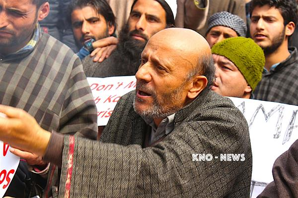 Let people, not agencies decide what masses want: Er Rasheed | KNO