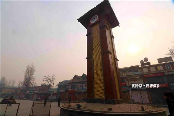 Day after grenade attack, CASO launched in Lal Chowk | KNO