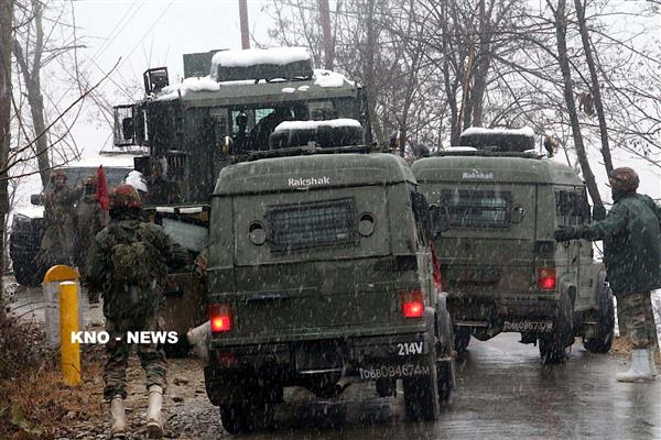 Bloody start of 2019: January witnesses killing of 16 militants in 'clean encounters' | KNO