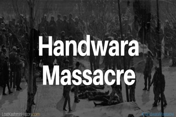 Jan 25, 1990 Handwara massacre: Time for an independent probe by sitting HC judge, says IFJHR chairman | KNO