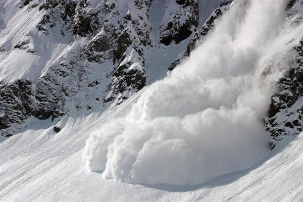 Div Com issues avalanche warning | KNO