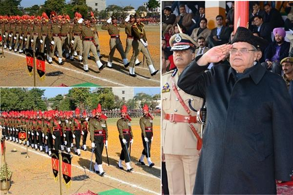 Guv hosts R-Day 'At Home' | KNO