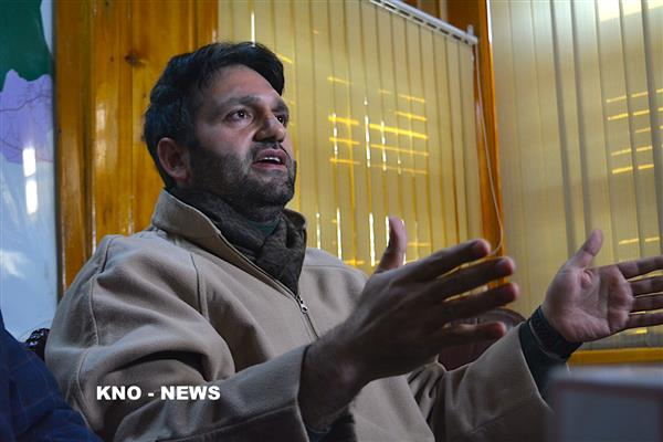 Dy Mayor visit Srinagar areas | KNO
