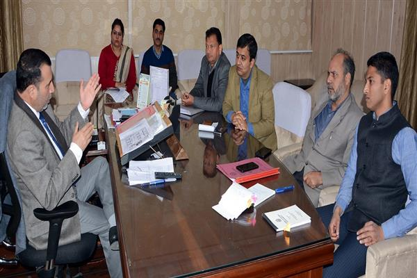 Govt to come up with EOCs to deal with emergencies, weather eventualities: Farooq Shah | KNO