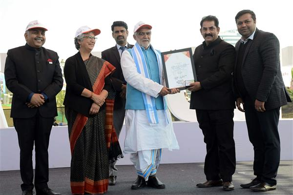 JK bags FSSAI awards for best performance | KNO