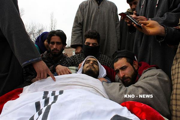 Militant for a three day among two JeM affiliates killed in Pulwama gunfight | KNO
