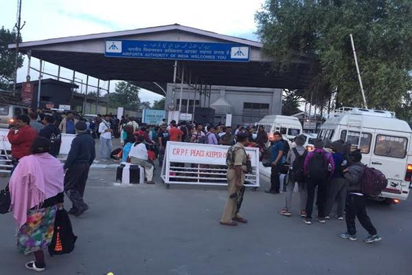In a first, Govt rescues panic stricken GATE aspirants, arranges special, free flights | KNO
