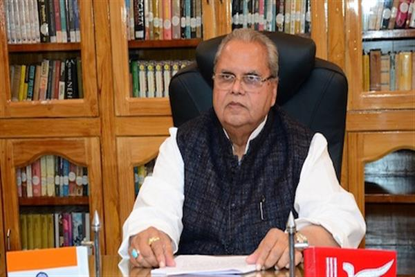 "Guv condemns Pulwama attack, says ""will finish these inimical forces to the last' 