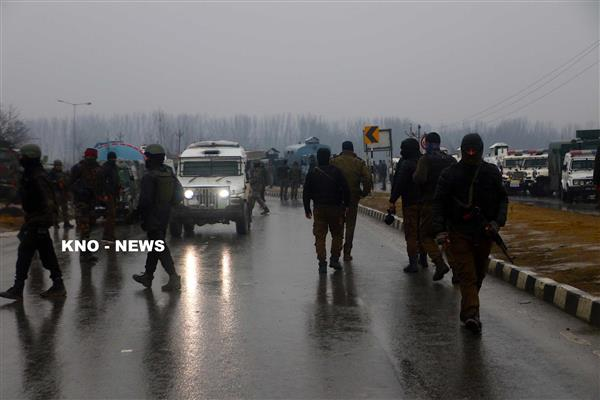 Pulwama Encounter : Four Army Men critically Injured, Search on | KNO