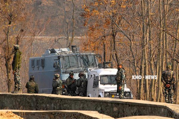 Pulwama gunfight: Fresh exchange of fire erupts again | KNO