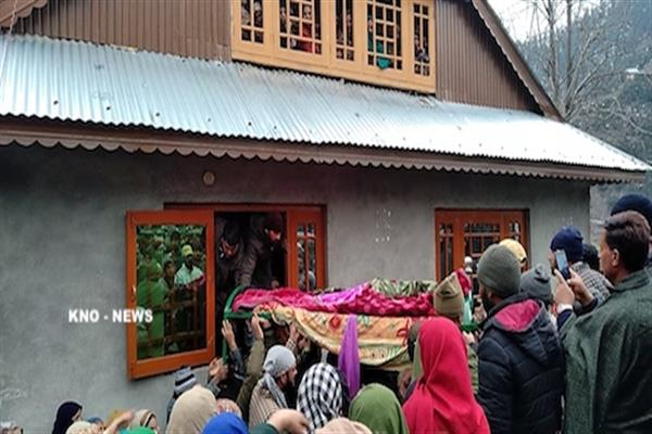 Pulwama gunfight: Slain cop leaves behind young widow, two minor siblings | KNO