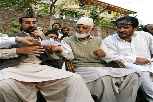 Security cover from 18 leaders including Geelani, Malik, Shah Faesal withdrawn | KNO