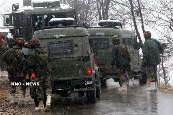 Forces launch search operation in Warpora Sopore | KNO