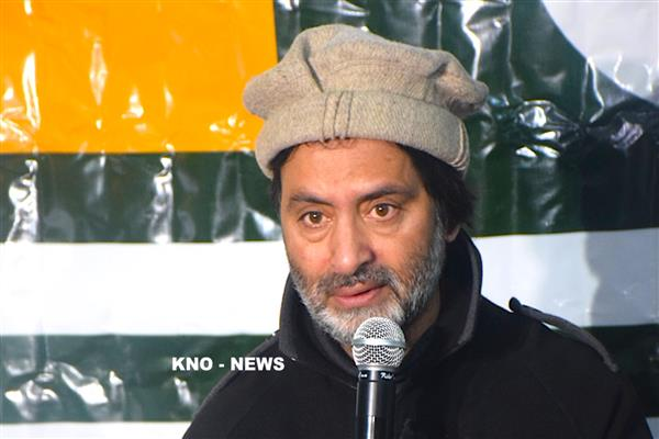 Security issue: Govt claims a big lie, I never had any security, says Yasin Malik | KNO