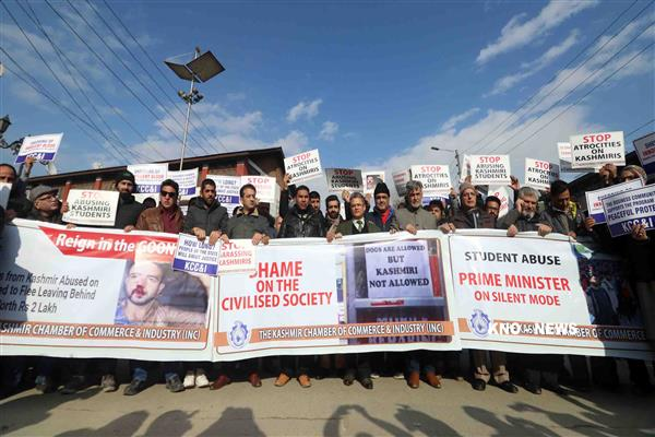 Lal Chowk shuts against harassment of Kashmiris in Jammu, elsewhere | KNO