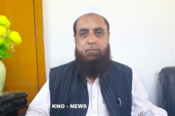 Shahid Choudhary takes over as DC Srinagar | KNO