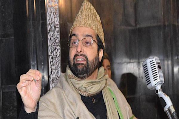 Arrests a well-thought-out plan, getting exposed with each passing day: Hurriyat (M) | KNO