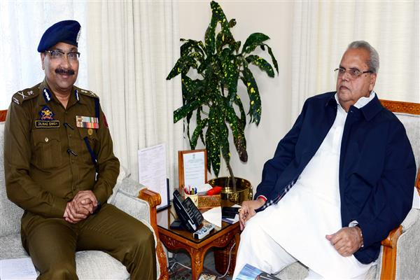 Don't allow anti-social element to create insecurity in society: Guv to DGP | KNO