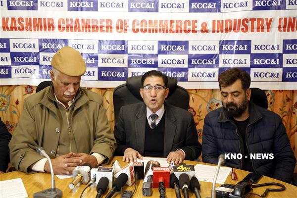 KCC&I condemns attack on two Kashmiri dry fruit vendors in Lucknow | KNO