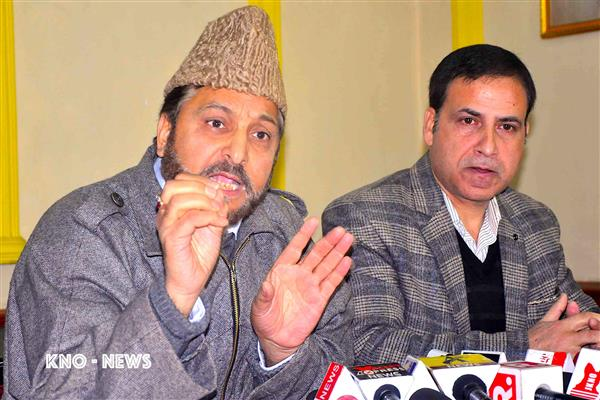 No strike on March 16, Ulema takes back call on Mirwaiz's request | KNO