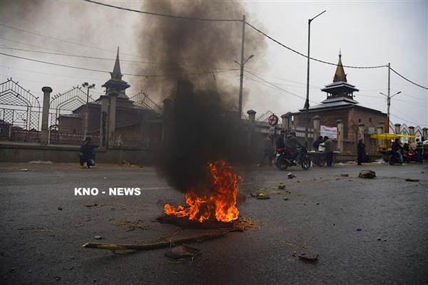 Death of School principal in police custody fuels fresh anger in Kashmir | KNO