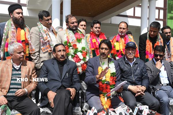 Not friendly but we are contesting individually: Congress over NC-Cong alliance | KNO