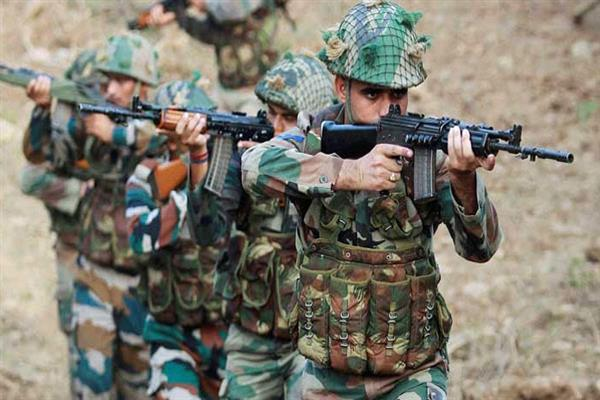 India and Pakistan armies trade gunfire along LoC in Poonch | KNO