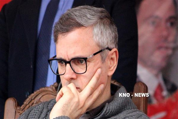 Many states enjoy special status, why only JK's facing onslaught, asks Omar | KNO