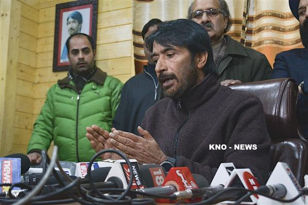 Highway decision taken in haste, must be revoked: G A Mir | KNO