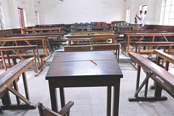 Class work comes to halt as teachers remain busy with electoral trainings | KNO