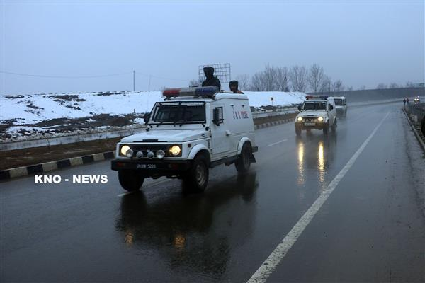 Highway closure plan for two days a week to thwart Lethpora type attacks, say officials | KNO