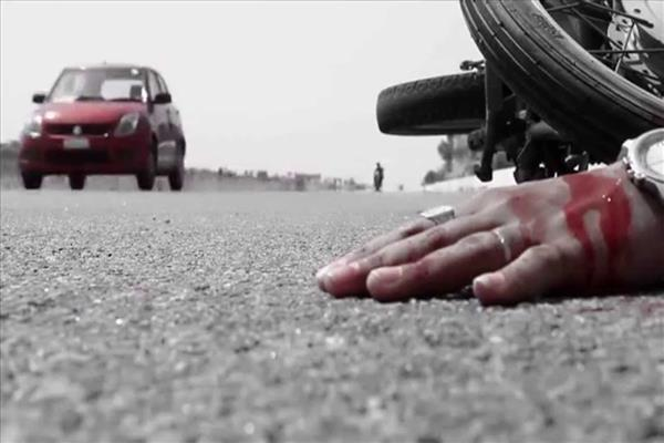 Motorcyclist killed, pillion injured in Kulgam mishap | KNO